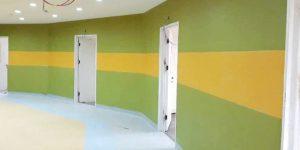 دیوارپوش آنتی باکتریال بیمارستانی